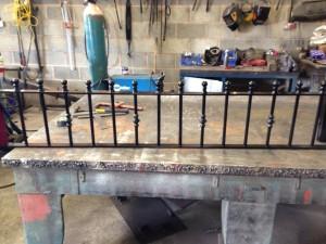 short-fence-panel